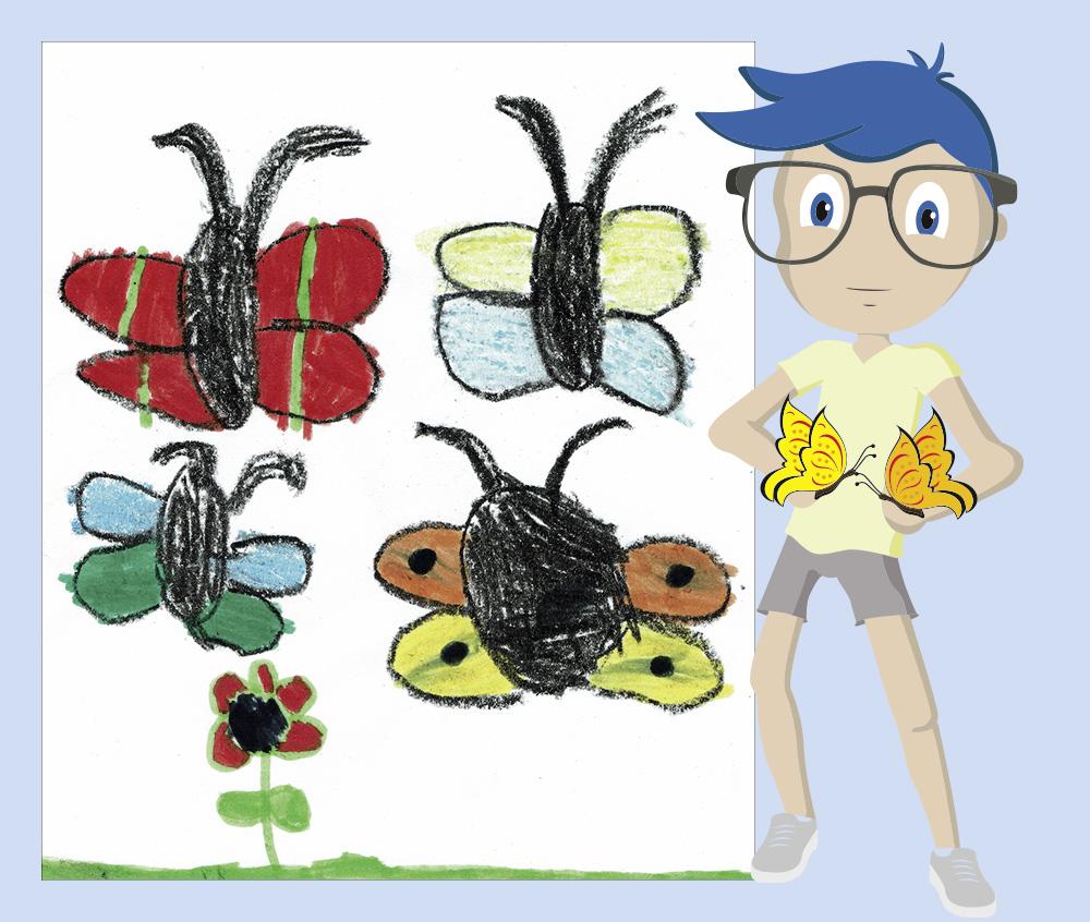 Anna Schmetterlinge