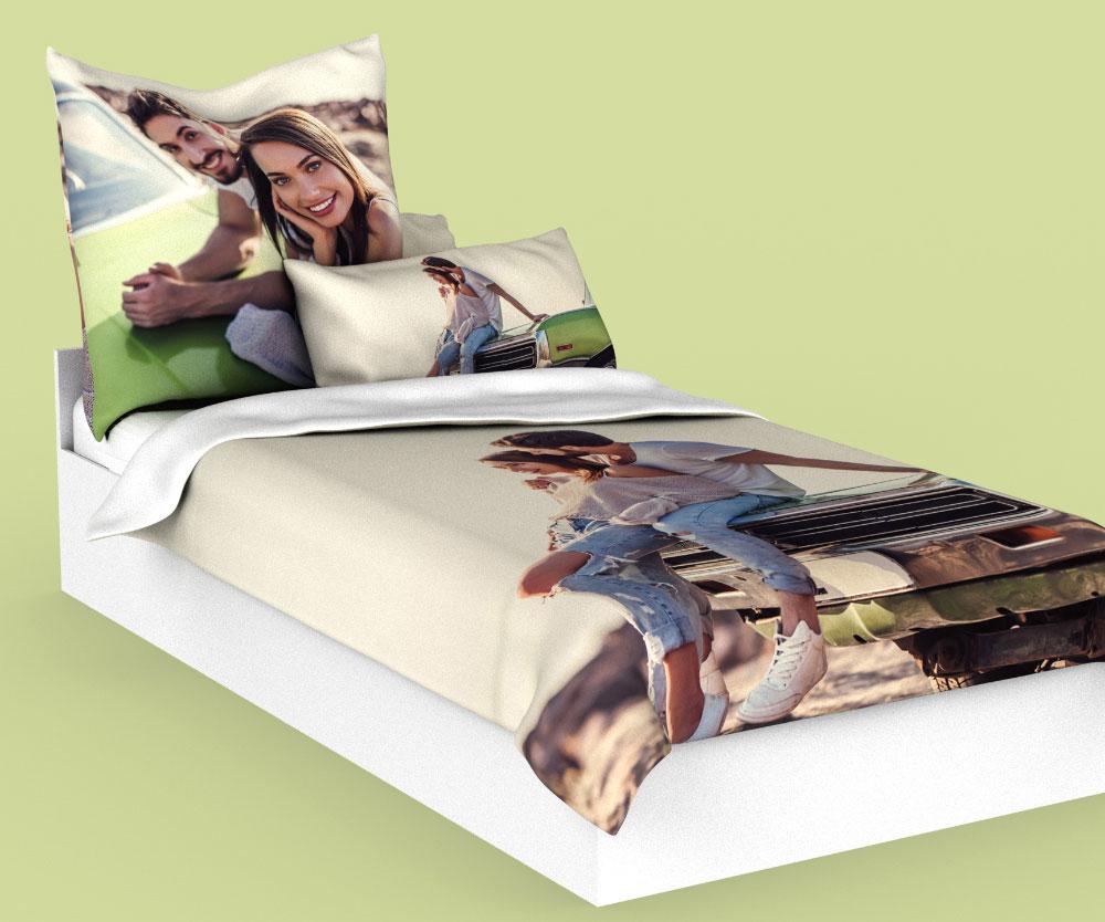 Bettwäsche individuell Paar