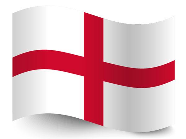 Fahne von England