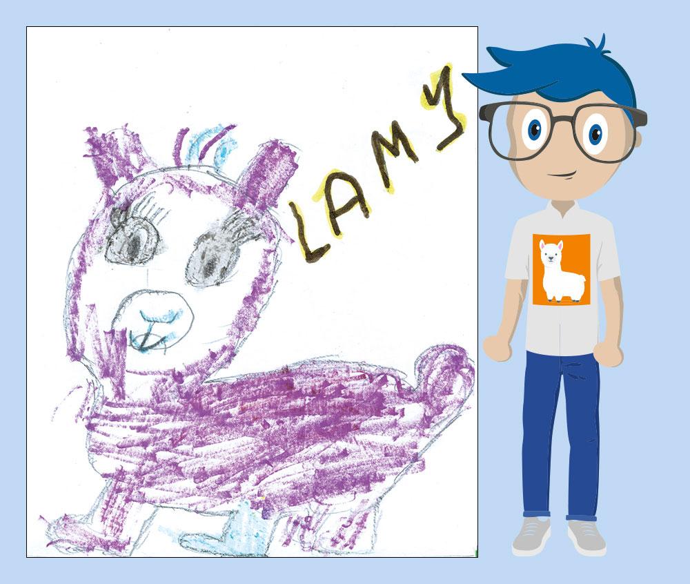 Mia & Lama