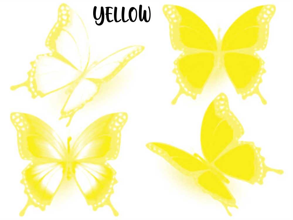 CMYK - Kanal Yellow