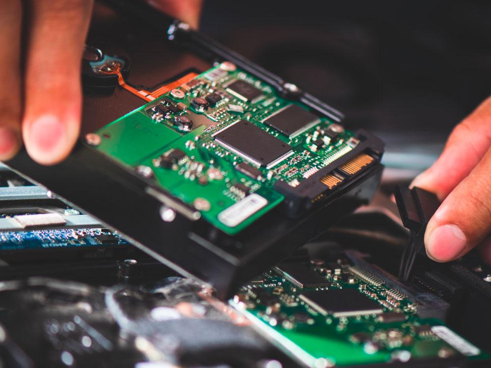 PC Reparatur durch Fachinformatiker Systemintegration