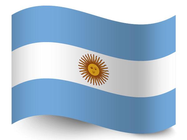 Fahne / Flagge Argentinien