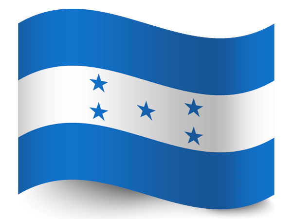 Fahne / Flagge Honduras