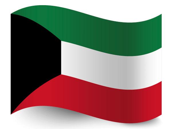 Fahne / Flagge Kuwait