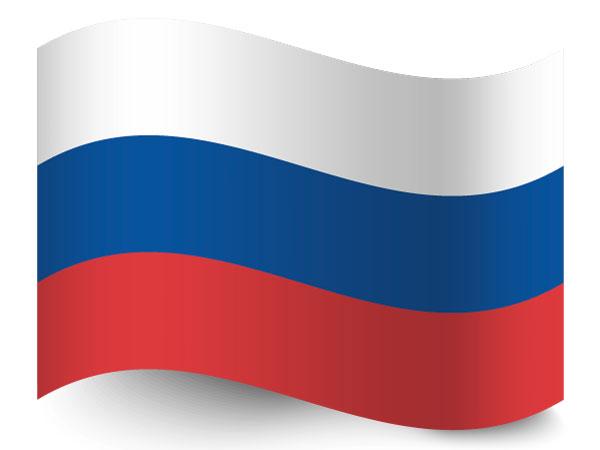 Fahne / Flagge Russland