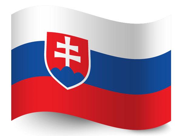 Fahne 7 Flagge Slovakei