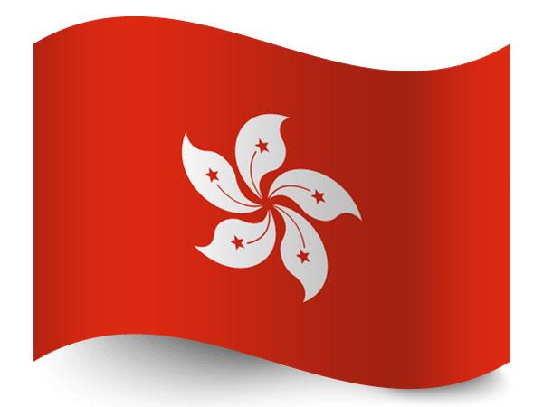 Flagge Hongkong