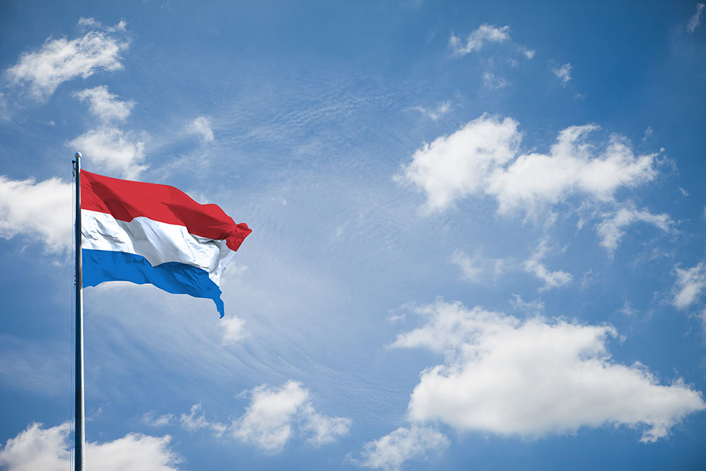 Flagge Niederlande