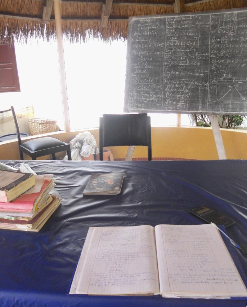 Lernbereich in Togo