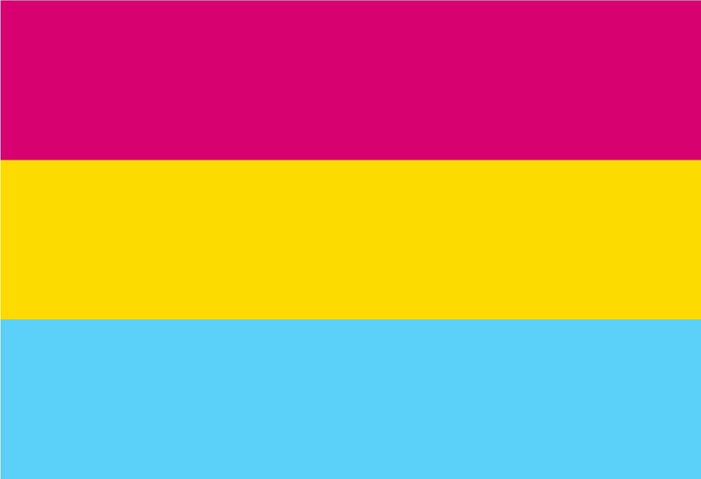 Pansexual Prideflag