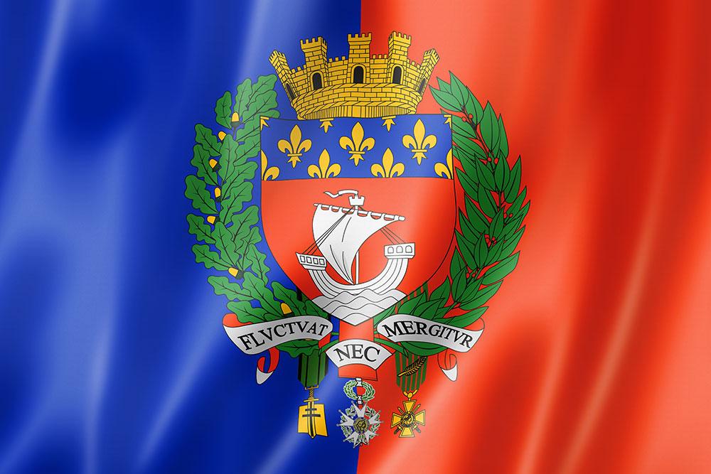 Wappen Paris