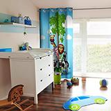 vorh nge f r umkleidekabinen fenster selbst gestalten. Black Bedroom Furniture Sets. Home Design Ideas