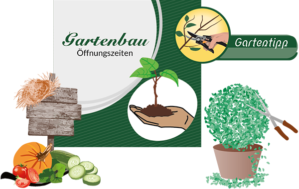 Gartenbau Cliparts