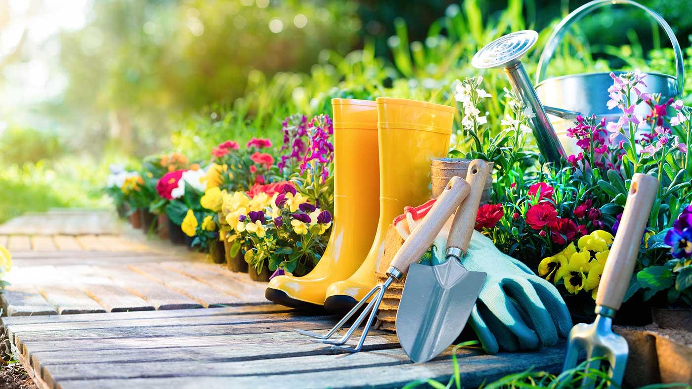 werbemittel Gartenbau