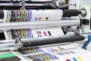 Werbemittel Druckerei
