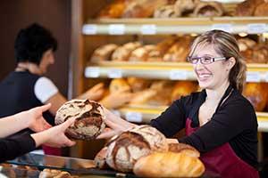 Werbemittel Bäcker