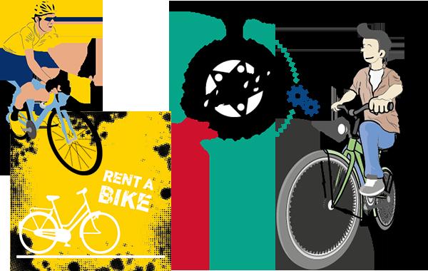 Fahrrad Cliparts