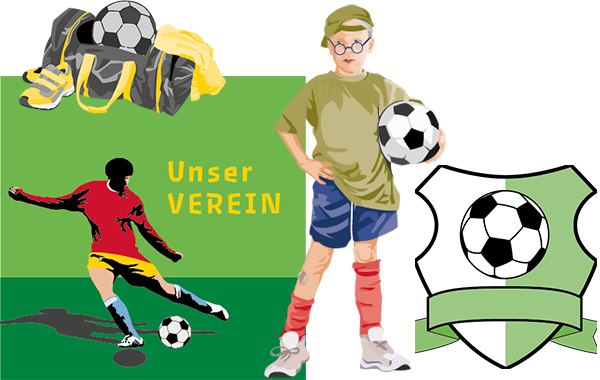 fussballverein Cliparts