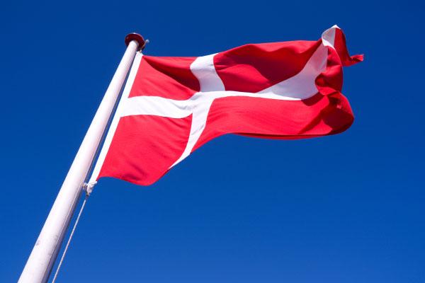 Danebrog - Älteste Nationalflagge