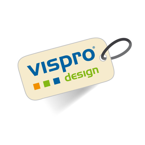 Visprodesign-Label