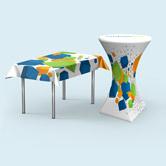 Tischdecken & Tischhussen