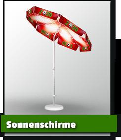 Sonnenschirme online bedrucken & kaufen – hier mehr erfahren