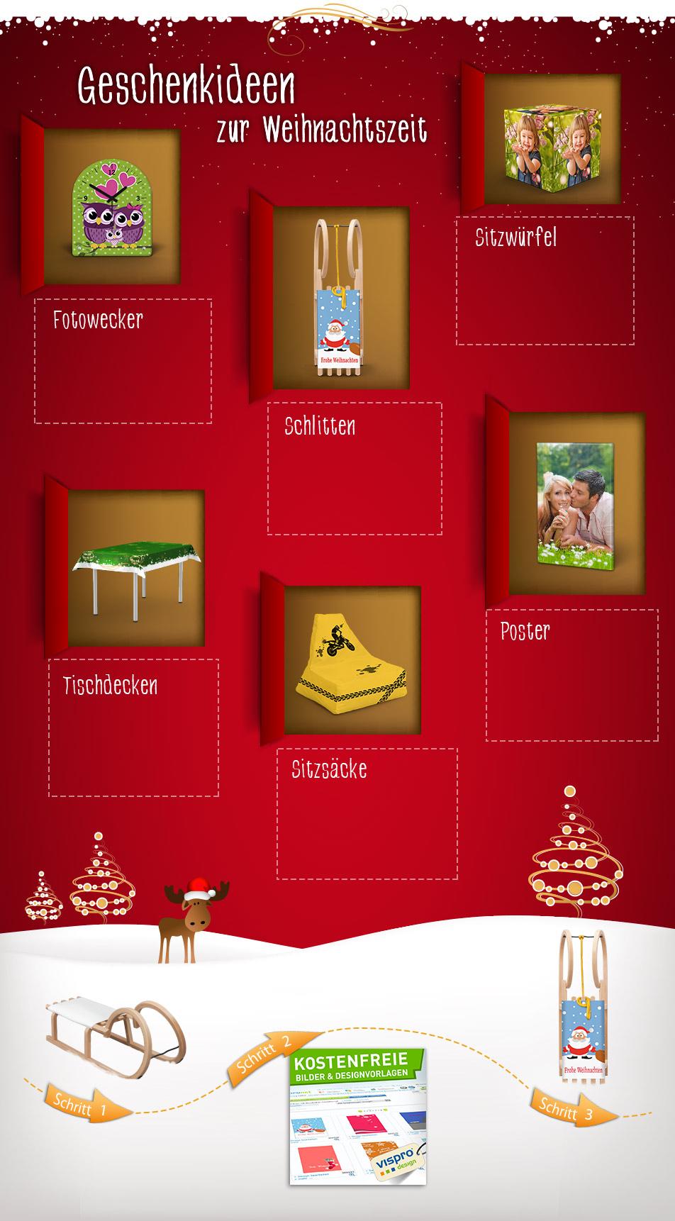 fotogeschenke zur weihnachtszeit ihr foto als geschenk. Black Bedroom Furniture Sets. Home Design Ideas