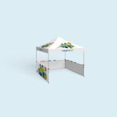 Faltzelt /Pavillon Eco 3 x 3 m