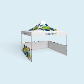 Faltzelt Select/Pavillon Select 4 x 4 m