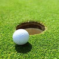 Werbemittel für Golfclubs