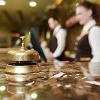 Werbemittel für Hotels