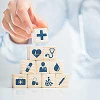 Werbemittel für Krankenhäuser