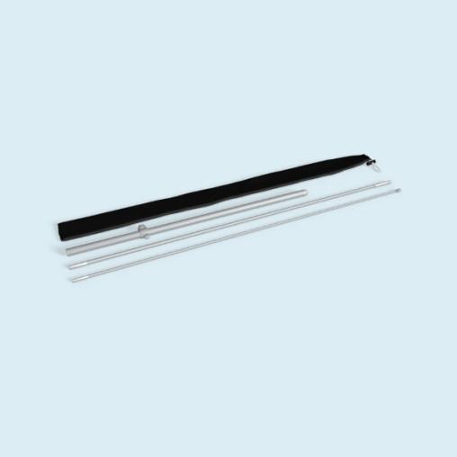 Stangen-Set für Bowflag® Basic, Größe S