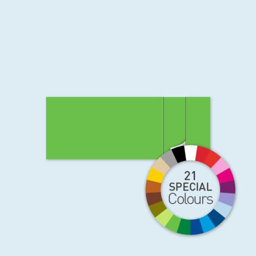 Wand mit 1 Tür rechts 600 x 220 cm Select, in 21 Sonderfarben erhältlich