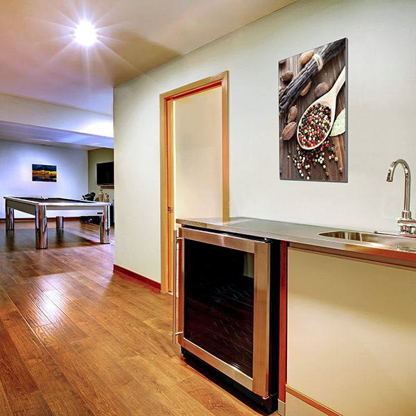 wandrahmen q frame im 15 mm profil im hochformat kaufen. Black Bedroom Furniture Sets. Home Design Ideas