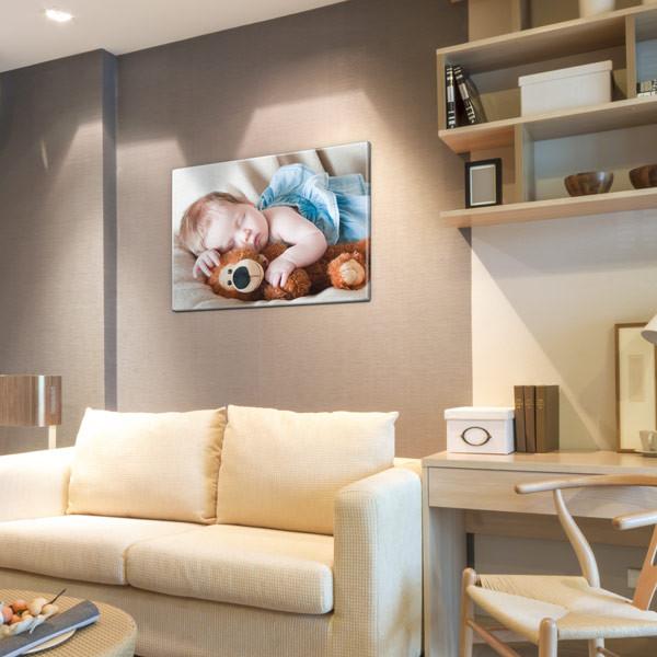 foto leinwand im querformat 4 3 online drucken lassen. Black Bedroom Furniture Sets. Home Design Ideas