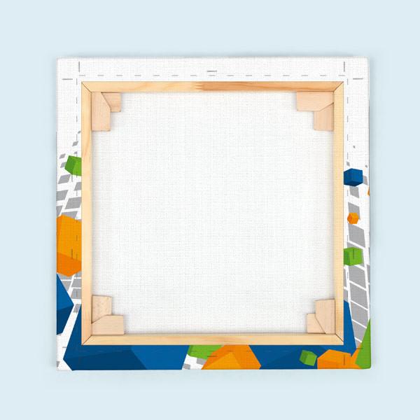 quadratische poster plakate auf leinwand online gestalten. Black Bedroom Furniture Sets. Home Design Ideas
