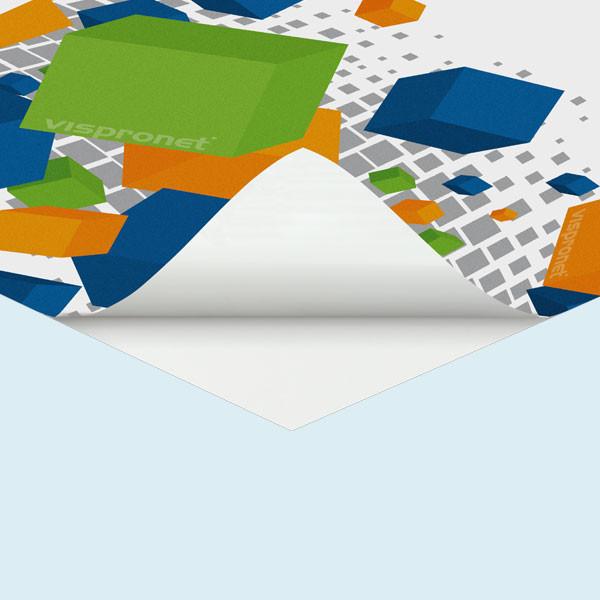 Quadratische folie bedrucken klebefolie im eigenen design for Klebefolie bedrucken