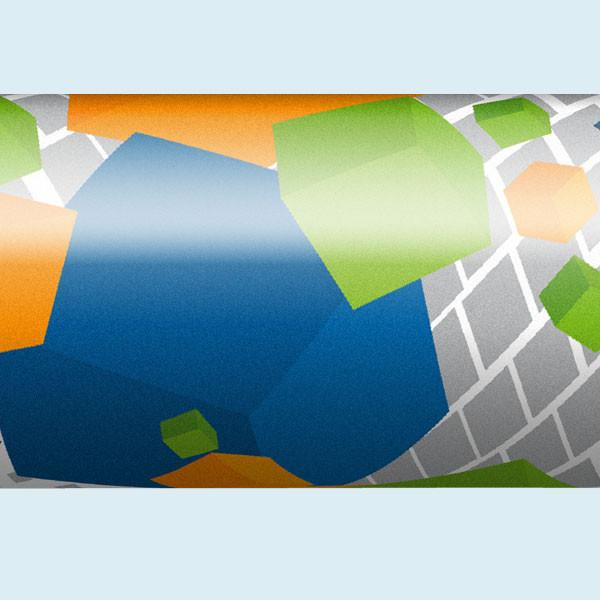 Quadratische folie bedrucken klebefolie im eigenen design for Transparente klebefolie