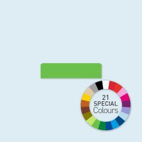 halbhohe Wand Select 400 x 100 cm, in Sonderfarben, Seitenkanten mit Befestigungsschlaufen