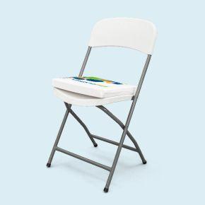 Sitzkissen, eckig für Klappstuhl