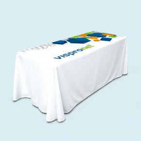 Tischdecken bodenlang für Klapptisch rechteckig