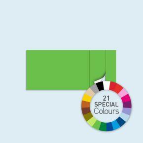 Wand mit 1 Tür rechts Basic/Select 450 x 205 cm, in Sonderfarben, Seitenkanten mit Befestigungsschlaufen