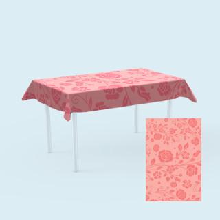 Tischdecken für Tische,  100 x 180 cm - floral