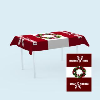 Tischdecken für Tische,  100 x 180 cm - merryxmas