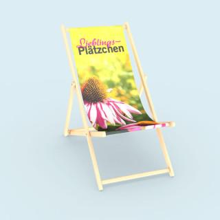 Liegestuhl ohne Armlehne - Garten