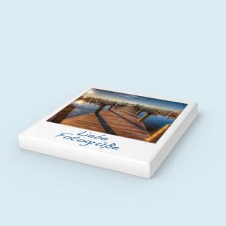 Sitzkissen, eckig 40 x 40 x 4 cm - Polaroid